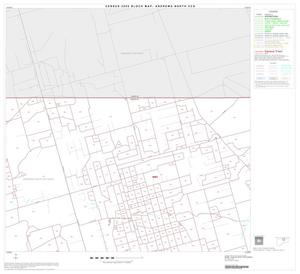 Primary view of object titled '2000 Census County Subdivison Block Map: Andrews North CCD, Texas, Block 4'.