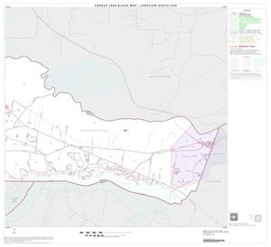 Primary view of object titled '2000 Census County Subdivison Block Map: Longview South CCD, Texas, Block 2'.