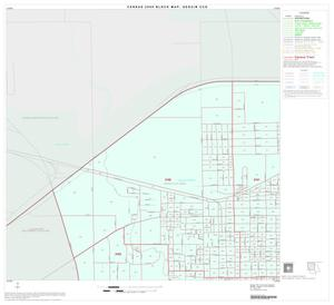 Primary view of object titled '2000 Census County Subdivison Block Map: Seguin CCD, Texas, Block 1'.