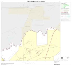 Primary view of object titled '2000 Census County Subdivison Block Map: Kilgore CCD, Texas, Block 2'.