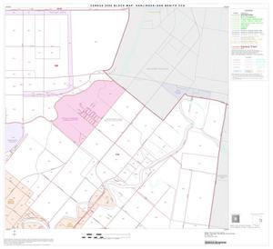 Primary view of object titled '2000 Census County Subdivison Block Map: Harlingen-San Benito CCD, Texas, Block 12'.