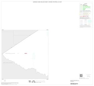 Primary view of object titled '2000 Census County Subdivison Block Map: Byers-Petrolia CCD, Texas, Inset B03'.
