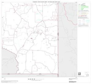 Primary view of object titled '2000 Census County Subdivison Block Map: Bivins-McLeod CCD, Texas, Block 4'.