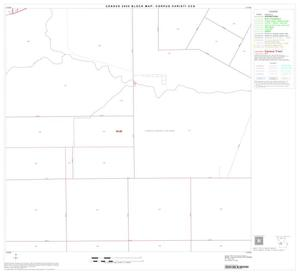 Primary view of object titled '2000 Census County Subdivison Block Map: Corpus Christi CCD, Texas, Block 17'.