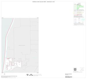 Primary view of object titled '2000 Census County Subdivison Block Map: Anahuac CCD, Texas, Inset A03'.