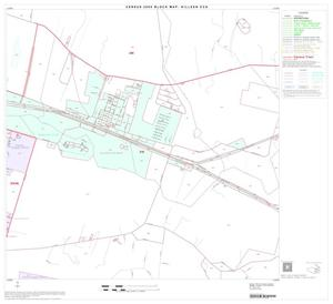 Primary view of object titled '2000 Census County Subdivison Block Map: Killeen CCD, Texas, Block 11'.