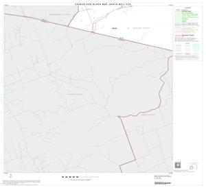 Primary view of object titled '2000 Census County Subdivison Block Map: South Bell CCD, Texas, Block 4'.