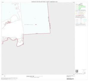 Primary view of object titled '2000 Census County Subdivison Block Map: East Cameron CCD, Texas, Block 10'.