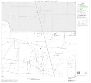 Primary view of object titled '2000 Census County Subdivison Block Map: Riviera CCD, Texas, Block 2'.