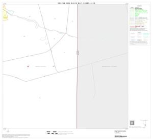 Primary view of object titled '2000 Census County Subdivison Block Map: Odessa CCD, Texas, Block 21'.