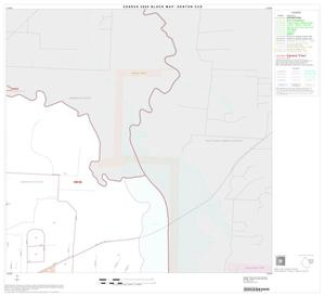 Primary view of object titled '2000 Census County Subdivison Block Map: Denton CCD, Texas, Block 6'.