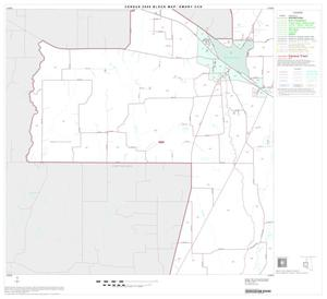 Primary view of object titled '2000 Census County Subdivison Block Map: Emory CCD, Texas, Block 3'.