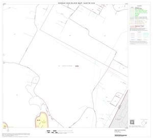 Primary view of object titled '2000 Census County Subdivison Block Map: Austin CCD, Texas, Block 27'.