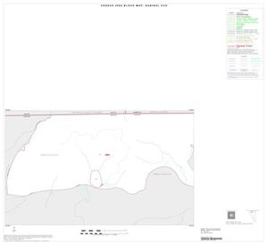 Primary view of object titled '2000 Census County Subdivison Block Map: Sabinal CCD, Texas, Inset A01'.