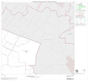 Primary view of object titled '2000 Census County Subdivison Block Map: Charlotte CCD, Texas, Block 2'.
