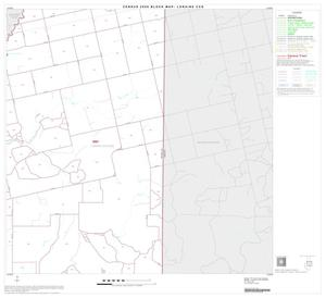 Primary view of object titled '2000 Census County Subdivison Block Map: Loraine CCD, Texas, Block 4'.