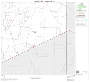 Primary view of object titled '2000 Census County Subdivison Block Map: Webb CCD, Texas, Block 19'.