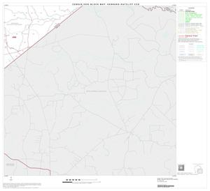 Primary view of object titled '2000 Census County Subdivison Block Map: Kennard-Ratcliff CCD, Texas, Block 4'.