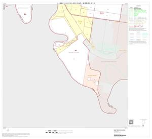 Primary view of object titled '2000 Census County Subdivison Block Map: Mission CCD, Texas, Block 17'.