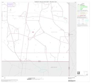 Primary view of object titled '2000 Census County Subdivison Block Map: Encino CCD, Texas, Block 9'.