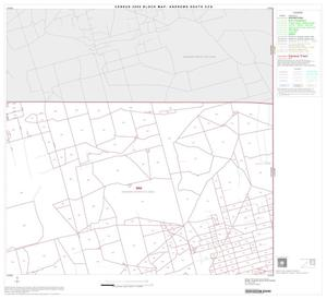 Primary view of object titled '2000 Census County Subdivison Block Map: Andrews South CCD, Texas, Block 3'.