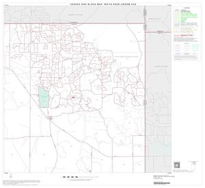 Primary view of object titled '2000 Census County Subdivison Block Map: White Deer-Groom CCD, Texas, Block 2'.