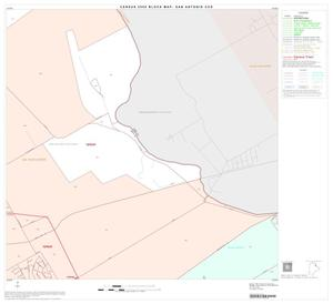 Primary view of object titled '2000 Census County Subdivison Block Map: San Antonio CCD, Texas, Block 26'.