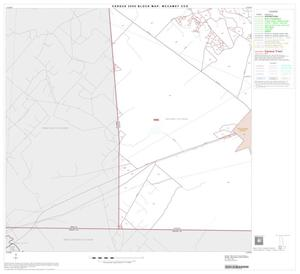 Primary view of object titled '2000 Census County Subdivison Block Map: McCamey CCD, Texas, Block 9'.
