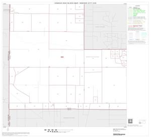 Primary view of object titled '2000 Census County Subdivison Block Map: Denver City CCD, Texas, Block 4'.