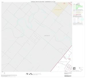 Primary view of object titled '2000 Census County Subdivison Block Map: Brownsville CCD, Texas, Block 1'.
