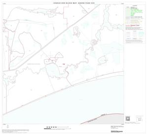 Primary view of object titled '2000 Census County Subdivison Block Map: Sabine Pass CCD, Texas, Block 5'.