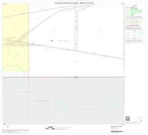 Primary view of object titled '2000 Census County Subdivison Block Map: Amarillo CCD, Texas, Block 29'.