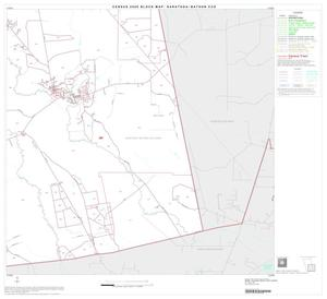 Primary view of object titled '2000 Census County Subdivison Block Map: Saratoga-Batson CCD, Texas, Block 4'.