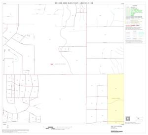 Primary view of object titled '2000 Census County Subdivison Block Map: Amarillo CCD, Texas, Block 5'.