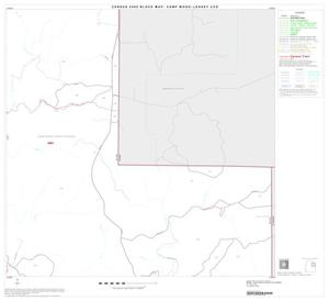 Primary view of object titled '2000 Census County Subdivison Block Map: Camp Wood-Leakey CCD, Texas, Block 6'.