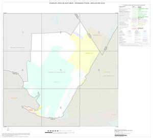Primary view of object titled '2000 Census County Subdivison Block Map: Aransas Pass-Ingleside CCD, Texas, Index'.