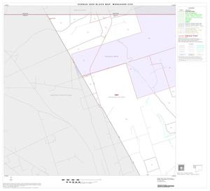 Primary view of object titled '2000 Census County Subdivison Block Map: Monahans CCD, Texas, Block 1'.