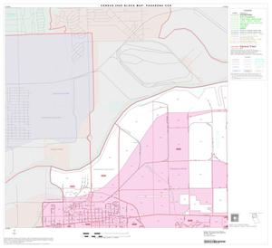 Primary view of object titled '2000 Census County Subdivison Block Map: Pasadena CCD, Texas, Block 1'.