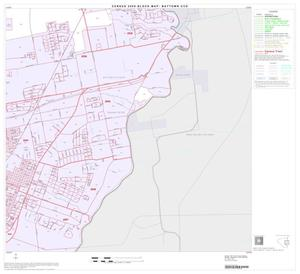 Primary view of object titled '2000 Census County Subdivison Block Map: Baytown CCD, Texas, Block 6'.