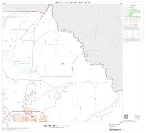 Primary view of object titled '2000 Census County Subdivison Block Map: Mineola CCD, Texas, Block 2'.