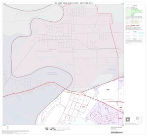 Primary view of object titled '2000 Census County Subdivison Block Map: Baytown CCD, Texas, Block 1'.
