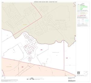 Primary view of object titled '2000 Census County Subdivison Block Map: Houston CCD, Texas, Block 7'.