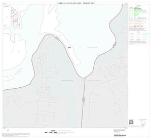 Primary view of object titled '2000 Census County Subdivison Block Map: Trinity CCD, Texas, Block 7'.