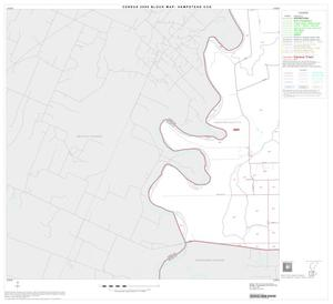 Primary view of object titled '2000 Census County Subdivison Block Map: Hempstead CCD, Texas, Block 5'.