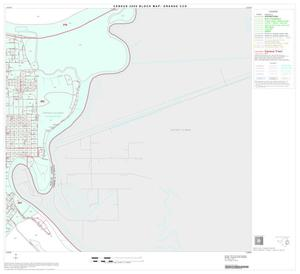 Primary view of object titled '2000 Census County Subdivison Block Map: Orange CCD, Texas, Block 8'.