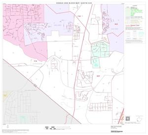 Primary view of object titled '2000 Census County Subdivison Block Map: Austin CCD, Texas, Block 37'.