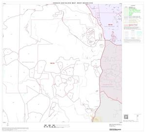 Primary view of object titled '2000 Census County Subdivison Block Map: West Bexar CCD, Texas, Block 5'.
