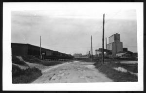 [Grain elevator located at the Port of Port Arthur]