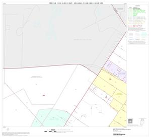 Primary view of object titled '2000 Census County Subdivison Block Map: Aransas Pass-Ingleside CCD, Texas, Block 2'.
