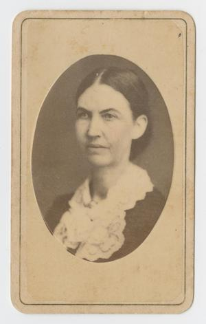 [Photograph of Rosell Whittenberg]